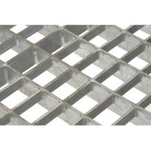 Hautes usines de caillebotis en acier anti-dérapantes