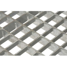 Fábricas de grades de aço anti-derrapantes de alta resistência