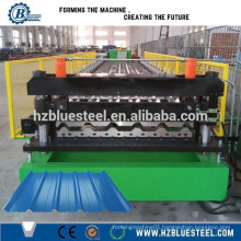 curve roof span roll forming machine, metal roof sheet curving machine
