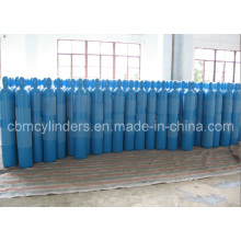 99.5% O2 Gas in 40L 15mpa Oxygen Cylinders