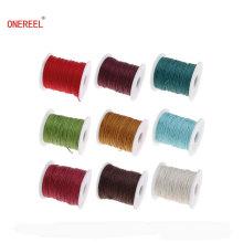 Colorful Plastic Bobbins for Yarn