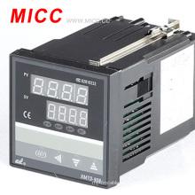 Control de temperatura del elemento calefactor MICC