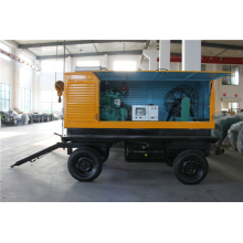 Tipo de neumático Móvil Cummins Diesel Generator 50kVA 40kw