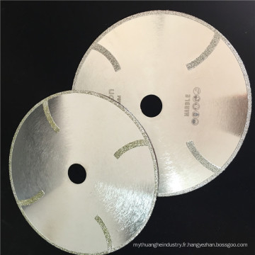 Disque diamant marbre EP 115mm pour pierre de granit