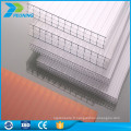 Panneaux solaires en polycarbonate revêtu d'Uv panneaux solaires