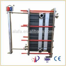 pasteurizador de intercambiadores de calor de placa de S14