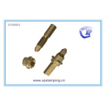 2016 Hot sale high quality brass hardware parts adjust pivot