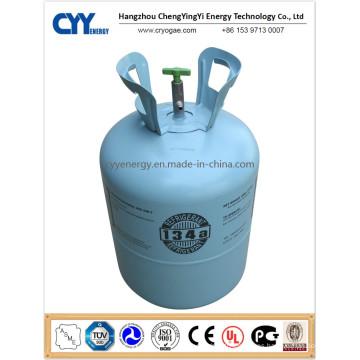 Gas refrigerante (R134A, R404A, R410A, R422D, R507) R134A