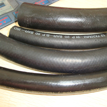 горячие продаж торгового обеспечения гибкий гидровлический резиновый шланг оплеткой для воздуха/воды