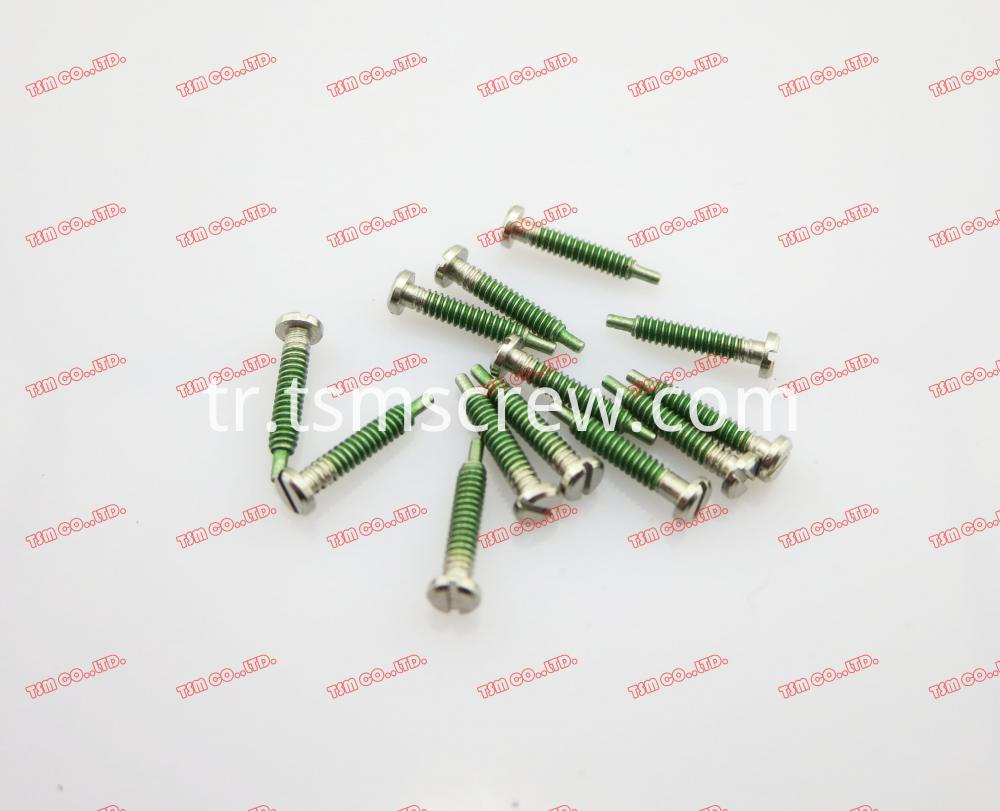 TSM GREEN COATING SELF TAPPING SCREW