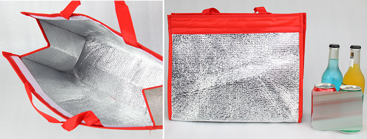 DETAIL alum foil bag