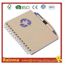 Papelería Notebook para la fuente de la oficina