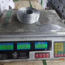 galvanized steel wire for building material