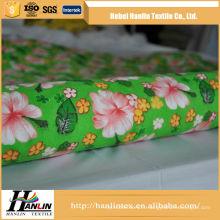 C100 20 * 12 40 * 42 coton imprimé brossé en gros imprimé double face tissu de flanelle