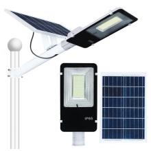 Réverbère mené solaire extérieur imperméable de 100W