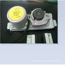 Opérateur de porte coulissante automatique à usage industriel lourd