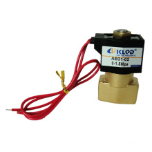 KLQD AB Series 2/2Way  Direct Acting Brass Water Solenoid Valve