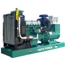 220kVA Open Type Volvo Engine Diesel Generator