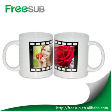 Customed color changing mugs wholesale sublimation products