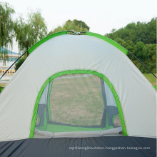 Water Resistant D-Style Door 4-Person Camping/Traveling Family Dome Tent