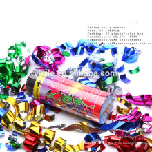 Spring Driven Party Popper Confetti Shooter