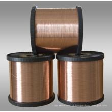 Cobre Clad Alumínio Wire (0.10mm)