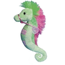 christmas sea horse stuffed and plush toys