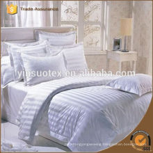 hotel bedding fabric ,white fabric