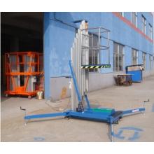 Escalada de mástil Escalera hidráulica de elevación de aluminio Escalera de trabajo elevada
