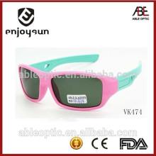 Échantillon GRATUIT, lunettes de soleil logo personnalisées Logo imprimé lunettes de soleil de promotion
