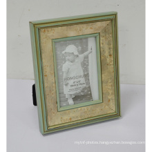 Wedding Anniversary Wooden Photo Frame for Home Deco