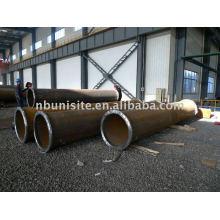 Tubo de acero lsaw con o sin bridas (USB-2-013)