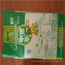 We Accept Customized Design BOPP Laminated PP Woven Bags Woven Bag From China Manufacturer