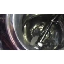 Cuve de mélange en acier inoxydable avec agitateur
