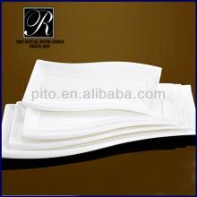 popular using S rectangular shape plate PT-1629
