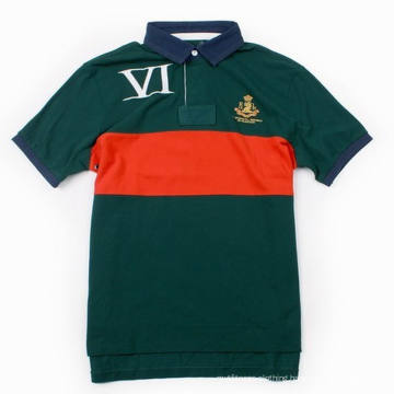 Active European Old Traditional Sublimation Rugby Jersey