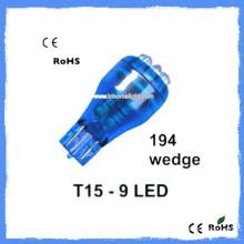 Led car turn light 5050 T10 led auto light