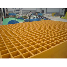 fiberglass reinforced plastic grating with excellent anti-corrosion performance