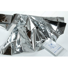 Emergency foil blankets cold thermal blanket
