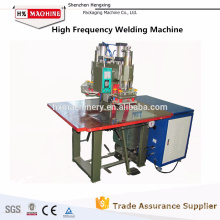 High Frequency PVC Bag Making Machine For Package Commodity