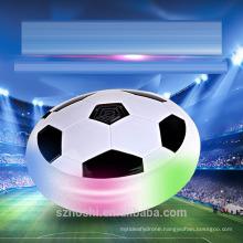 LED Light Flashing Hover Soccer Balls Disc Gliding Multi-surface Hovering Football Game Toy Kid Chidren Gift