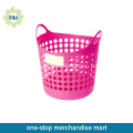 PP Medium Laundry Basket For Dirty Clothes