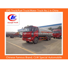 10 Wheel 25000liters Faw Heavy Fuel/Oil Tank Truck