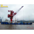 Grue/Dock/Barges-Grues Grue/treuil grue/Port grue flottante