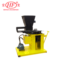 ECO BRAVA manual clay brick making machine