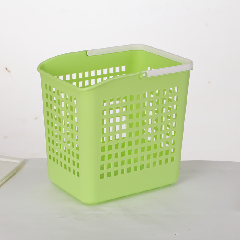 Plastic Deep Storage Baskets