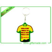2d PVC Key Chains for Sale