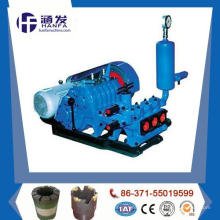 Horizontal Tri-Cylinder Piston Mud Pump