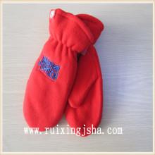 Оптовые продажи Детские варежки теплый флис