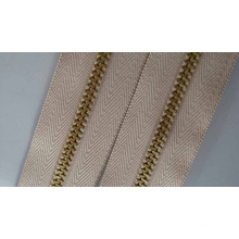 Brass Zipper (7009)